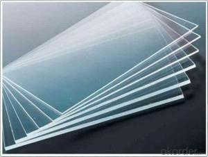 Transparent Organic Glass Acrylic Panel Sheet