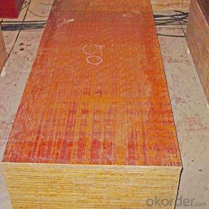ZNSJ  bamboo wood composite board for container floor China supplier