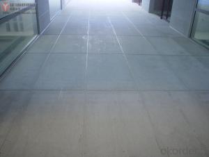 Good Good Quality White Color Fiber Cement Board