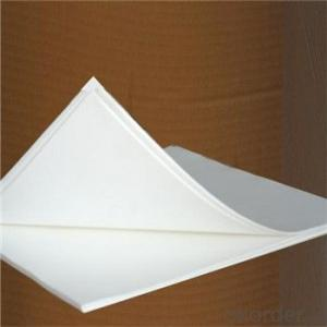 Ceramic Fiber Paper High Alumina Fire Resistant Insulation