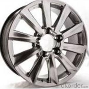 Aluminium Alloy Wheel for Best Pormance No. 1018