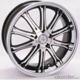 Aluminium Alloy Wheel for Best Pormance No. 1014