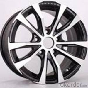 Aluminium Alloy Wheel for Best Pormance No. 1013