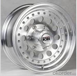 Aluminium Alloy Wheel for Best Pormance No. 1011