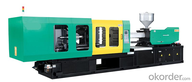 Injection Molding Machine LOG-500A8 QS Certification