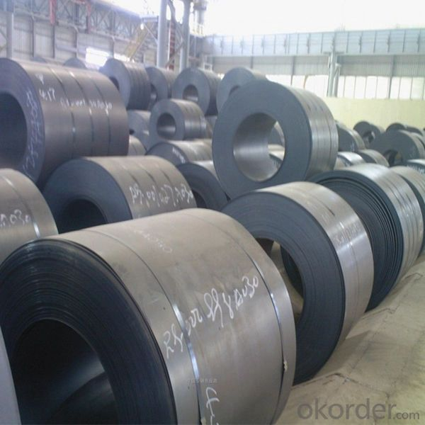 Steel Sheets Steel Coils Made in China SS400 Hot Rolls