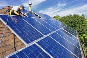 Solar Panel Solar Module PV Solar With A Grade 100W