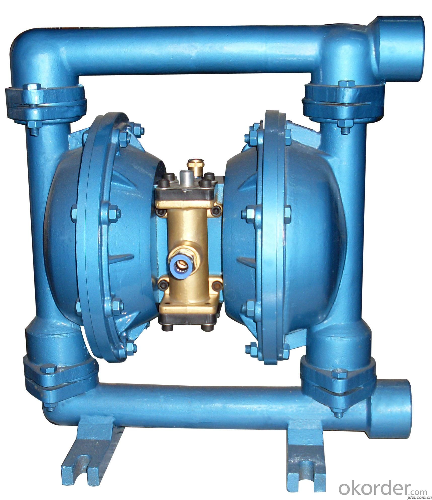 Air Operated Double Diaphragm Pump With High Quality