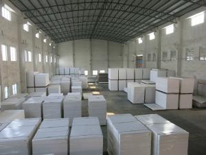White  PVC Form Sheets  Waterproof  Fireproof 2-4mm 2050*3050mm
