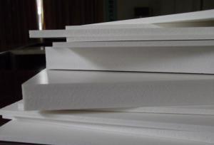 PVC Foam Board PVC ABS Component Customerized  PVC Foam Board Size 1560*3050mm