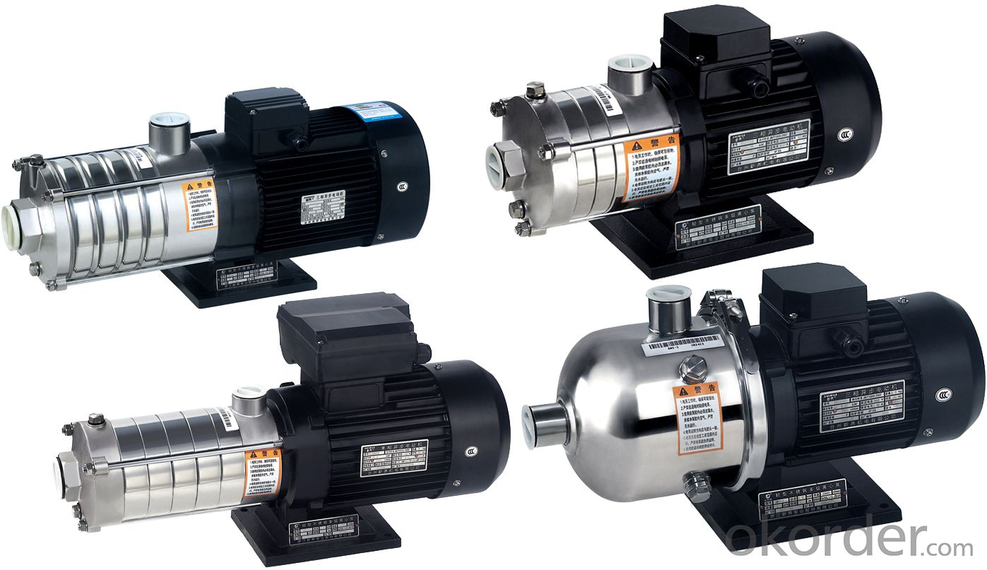 Transfer Pump Horizontal Multistage Pump