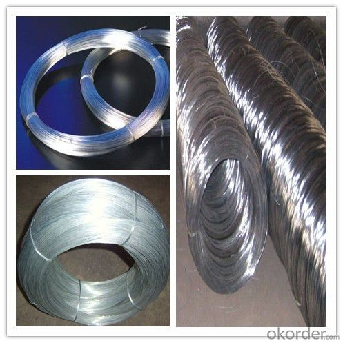 Prime Galvanized Wire for Binding And High Quality