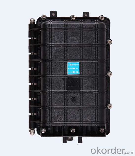 Optical fiber cable joint closure for otdr FTTH with PC material