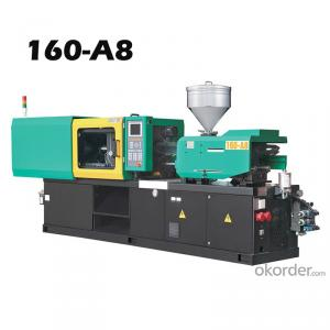 Injection Molding Machine LOG-160A8 QS Certification