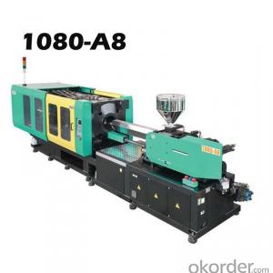 LOG-1080A8 Injection Machine QS Certification