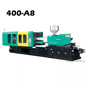 Injection Molding Machine LOG-400A8 QS Certification