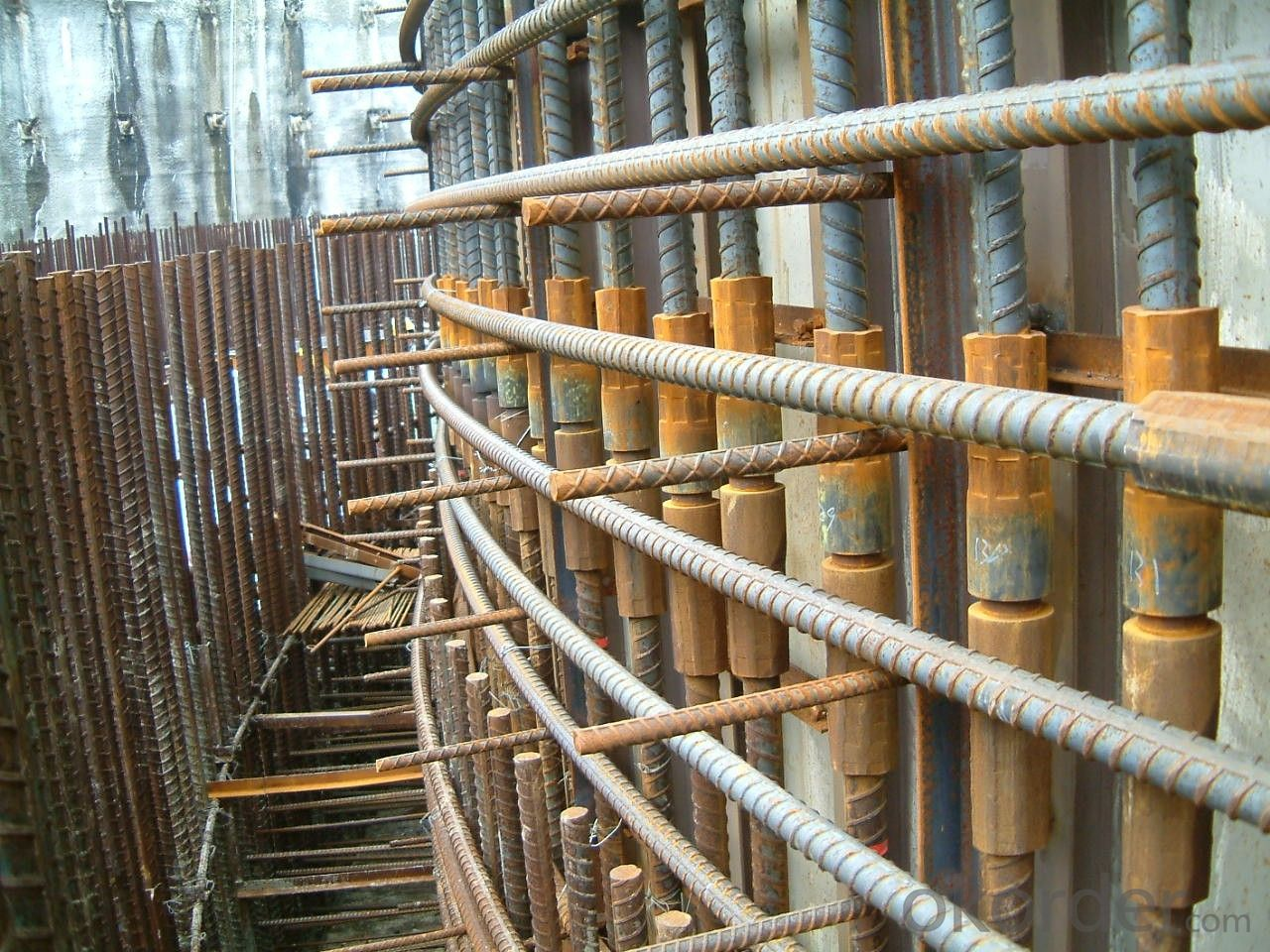 Couplers Rebar Steel from Tianjin China in High Quality