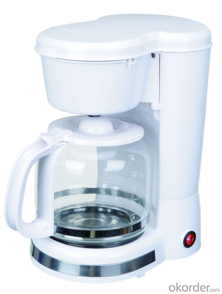 12-cup America style drip coffee maker -10107