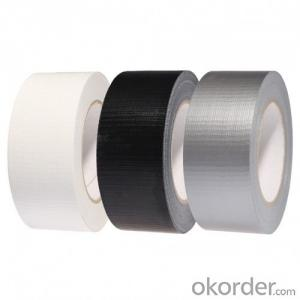 Rubber Adhesive Cloth Tape/ 48mm*50m