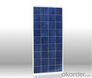 Monocrystalline Silicon solar panel 125mm