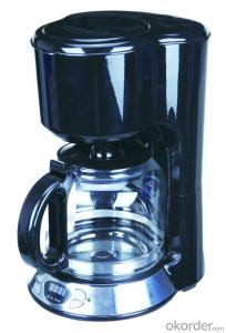 12-cup America style drip coffee maker -07110