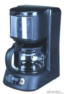 5-cup America style drip coffee maker -08108