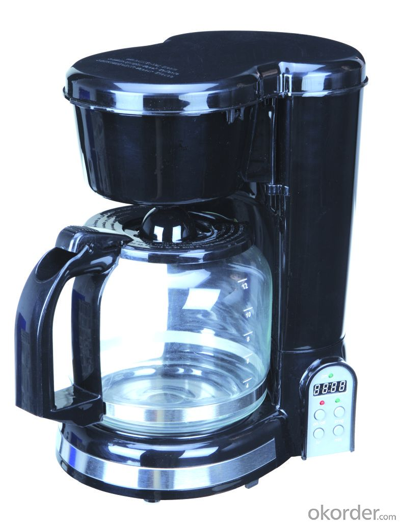 12-cup America style drip coffee maker -10106