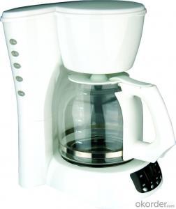 12-cup America style drip coffee maker -EK88A
