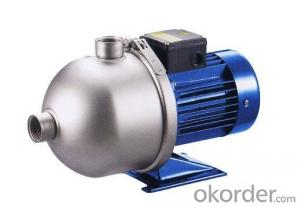 Horizontal Stainless Steel Centrifugal Pump