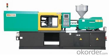 Injection molding machine LOG-110S8 QS Certification