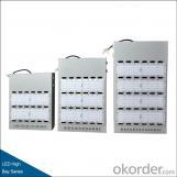 LED street light, 100W/150W/180W, 125lm/W, IP65, PF up to 0.98