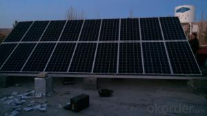 Monocrystalline Silicon Solar Panel for water heater