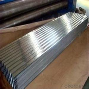 Galvanized Corrugated Steel Sheet for Roofing Type Galvanized steel Plain Sheet