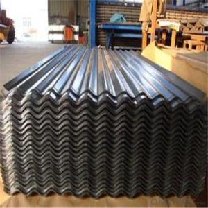 Galvanized Corrugated Steel Sheet for Roofing