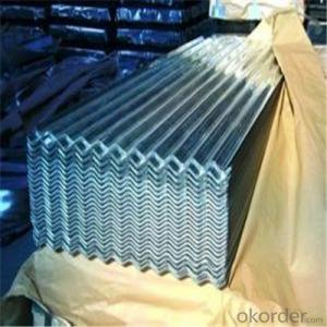 Galvanized Corrugated steel Plate for Roofing Type Galvanized steel Plate