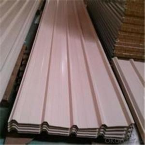 Zinc Coating Galvanized Corrugated Steel Steel Zinc Roof Sheet