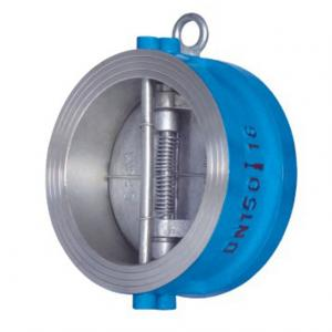 CHECK VALVE WAFER TYPE DUAL PLATE DUCTILE IRON DN40- DN800