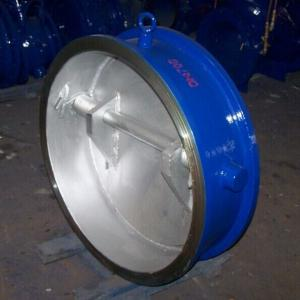 CHECK VALVE SWING TYPE SINGLE DISC DUCTILE IRON DN50- DN400