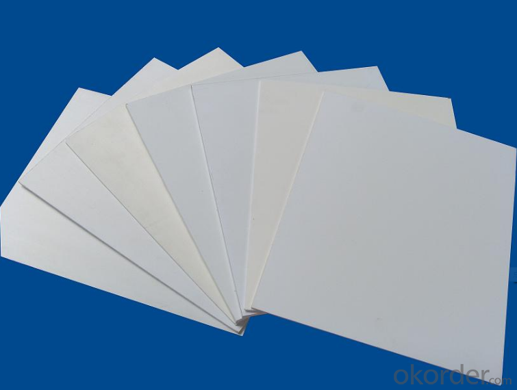 PVC Foam Boards Sheets Panel Heat/Cold Resistance, Electric Insulation