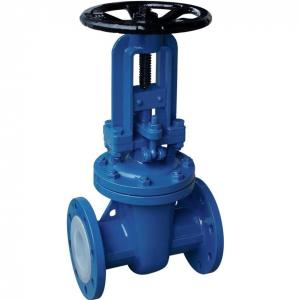 GATE VALVE RISING STEM WEDGE DUCTILE IRON DN40-DN600