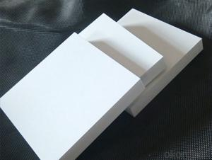 PVC Foam Environmental Protection Sheet Waterproof PVC Foam Board