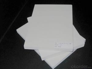 PVC Foam Preservative Board Environmental Protection Sheet