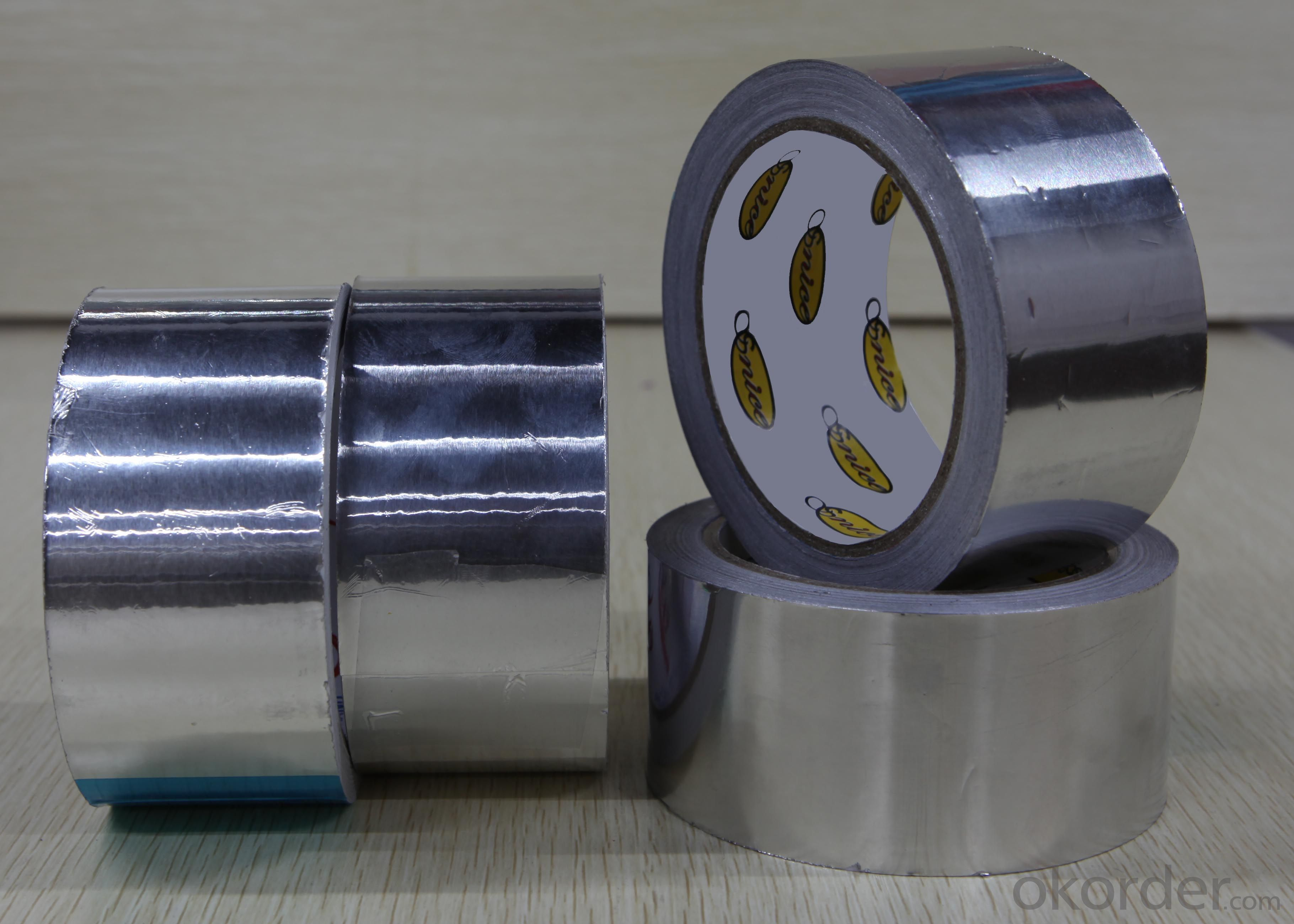 Insulated Aluminum Foil Tape With Alloy 8011-O