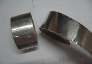 Self Adhesive Aluminum Foil Tape With Alloy 1145-O