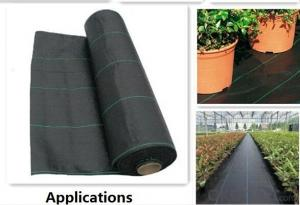 Woven Geotextile/Landscape Fabric for Garden