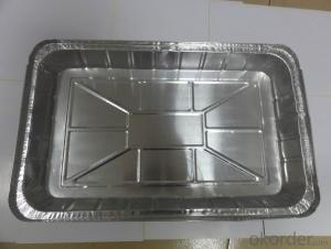 3003 Round Aluminium Foil Container For Kitchen Appliance