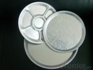 Different Of Shape Aluminium Foil Container For Fast Food Packaing