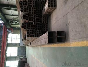 square rectangular pipe for steel structure