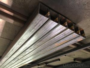 Kinds of   carbon steel  square rectangular pipe