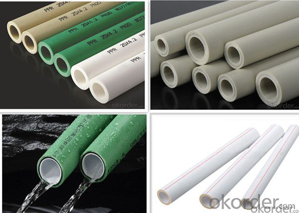FR-PPR Fibreglass High-Powered Composite Pipe High Quality